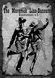 black rebels linedancer